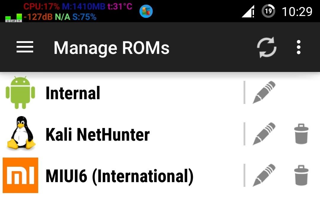 How to Flash Kali NetHunter on OnePlus and Nexus Devices (Most) As a Secondary ROM