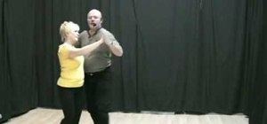 Dance beginner tango with Michael Thomas