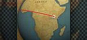 Add animated travel maps in iMovie '09