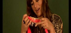 Make your own Jade Jagger bracelet