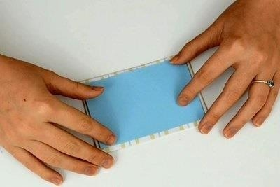 DIY MINI NOTEBOOKS / POCKET - SIZED PAPER BOOKS with Recycled Paper and Carton - Best Out of Waste
