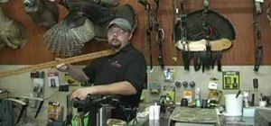 Determine your hunting bow draw length