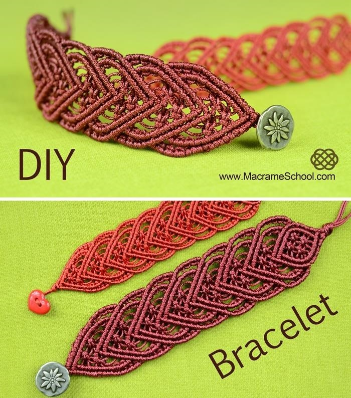 Amazing Heart Bracelet Tutorial