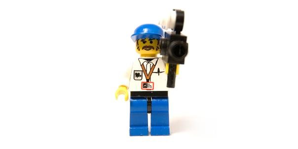 LEGO Contest: Go Miniman Video Winners