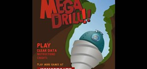 Hack Mega Drill with Cheat Engine (02/11/10)