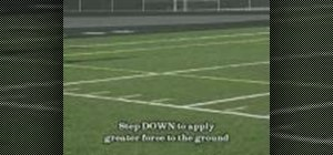 Practice Get-Up drills for football