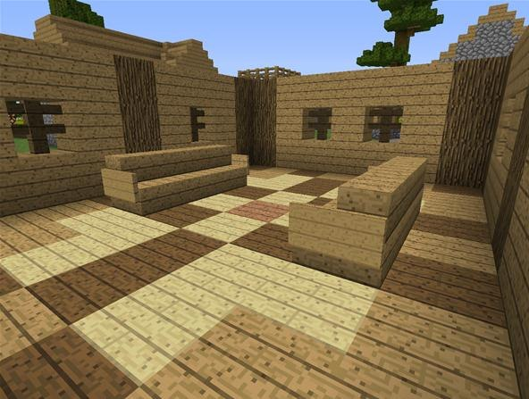 Minecraft Floor Patterns 592 x 447