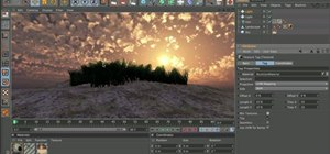 Use Vue Xtream to light your Cinema 4D projects