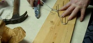 Make your own hangers for your American Girl dolls