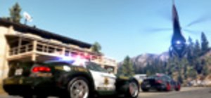 Bring in a helicopter as air support in Need for Speed: Hot Pursuit