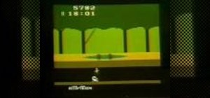 Play Pitfall for Atari