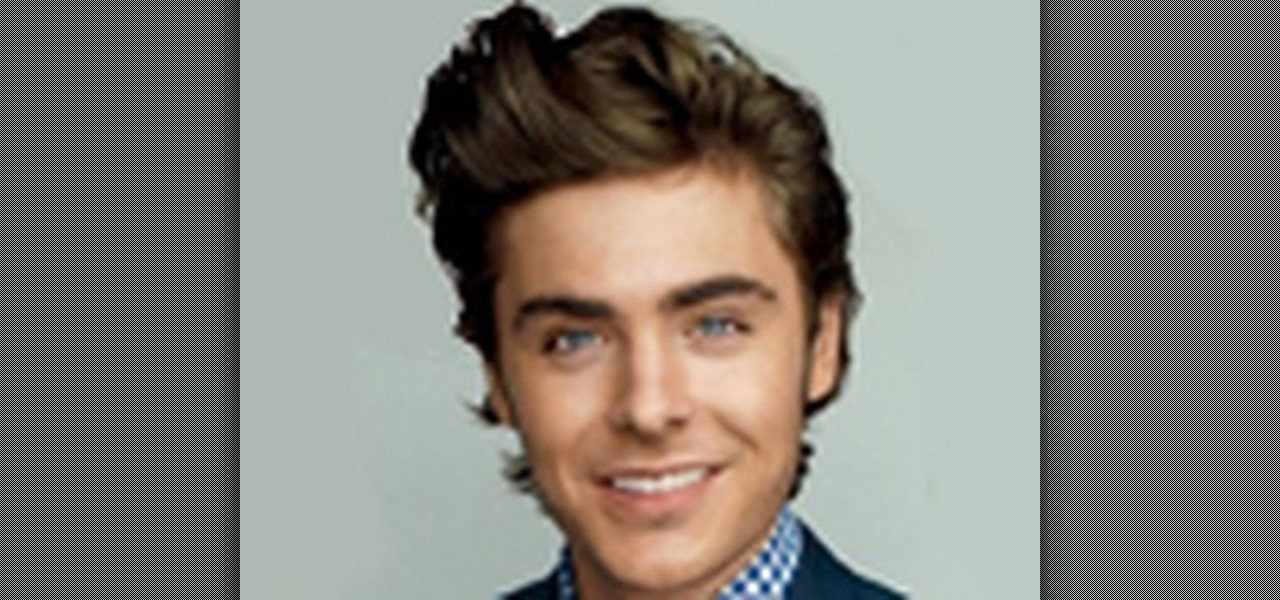How To Make Zac Efron S Head Huge With Photoshop
