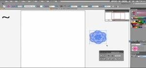 Make a spirograph graphic in Adobe Illustrator