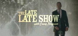 The Late Late Show With Jackass