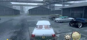 Find the hidden hot rod in Mafia II