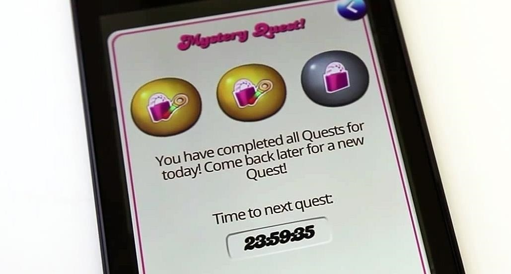How to Bypass Candy Crush Saga's Waiting Period to Get New Lives & Levels Immediately