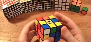 Solve the Rubik's Cube F2L, OLL and PLL