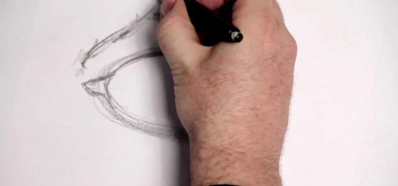 Draw a Human Eye