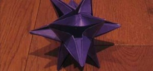 Origami an Omega Star