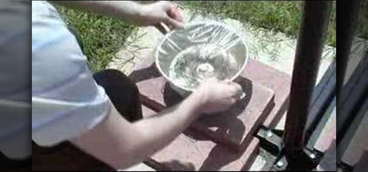 Camping Water Distiller ~ How to build a solar powered water distiller « camping
