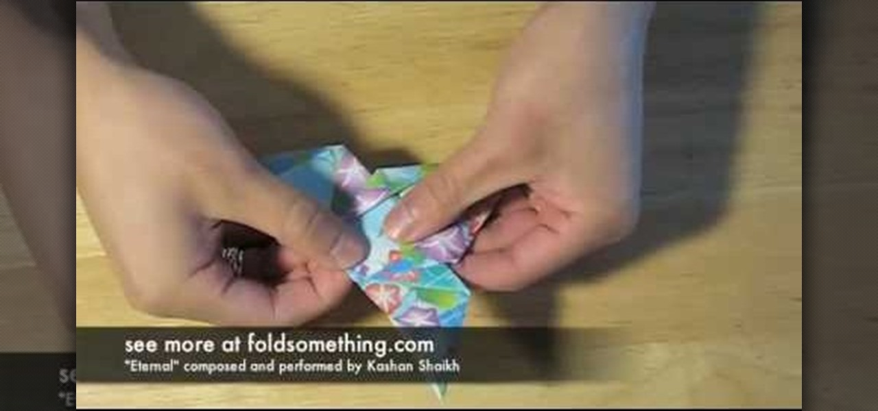 how to origami a butterfly from a water bomb base 171 origami