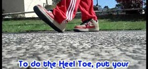 the Heel Toe