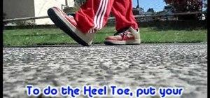 the Heel Toe