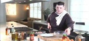Make hearty sausage meatballs