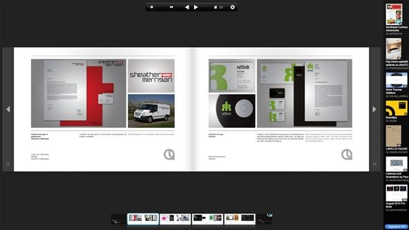 Superb How To Create A Pdf Portfolio Or Magazine With Indesign And Share Largest Home Design Picture Inspirations Pitcheantrous