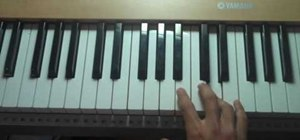 "Play ""Love Story"" by Taylor Swift on the piano"