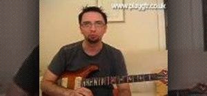 Play advanced pentatonic scales on guitar