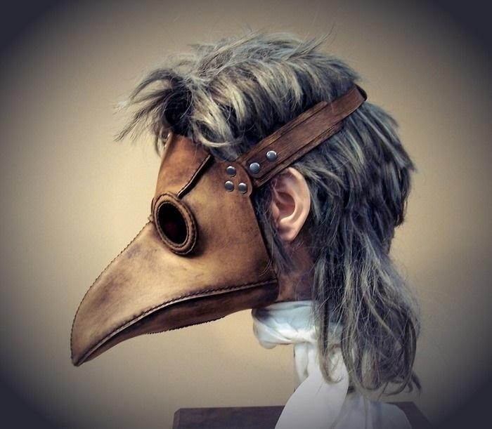 Why Is Steampunk Plagued by Plague Doctors?