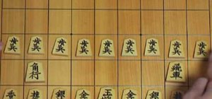 Setup and play the chess-like game Shogi