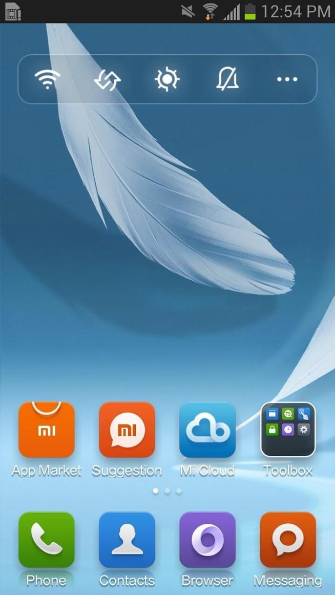 dejting app launcher