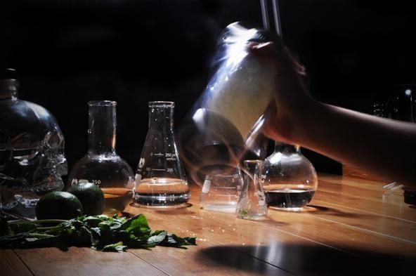 How to Make Vodka Mojitos