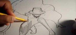 Draw V for Vendetta
