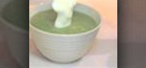 Make watercress soup