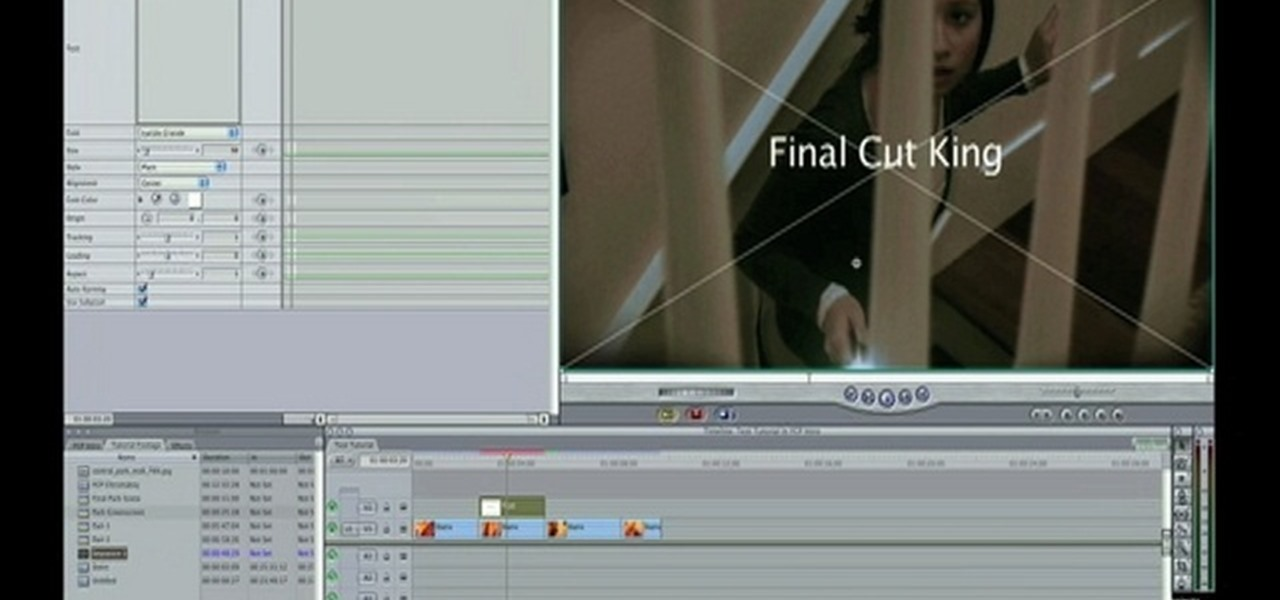 how to zoom final cut pro