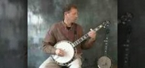 Play pull-offs on the banjo
