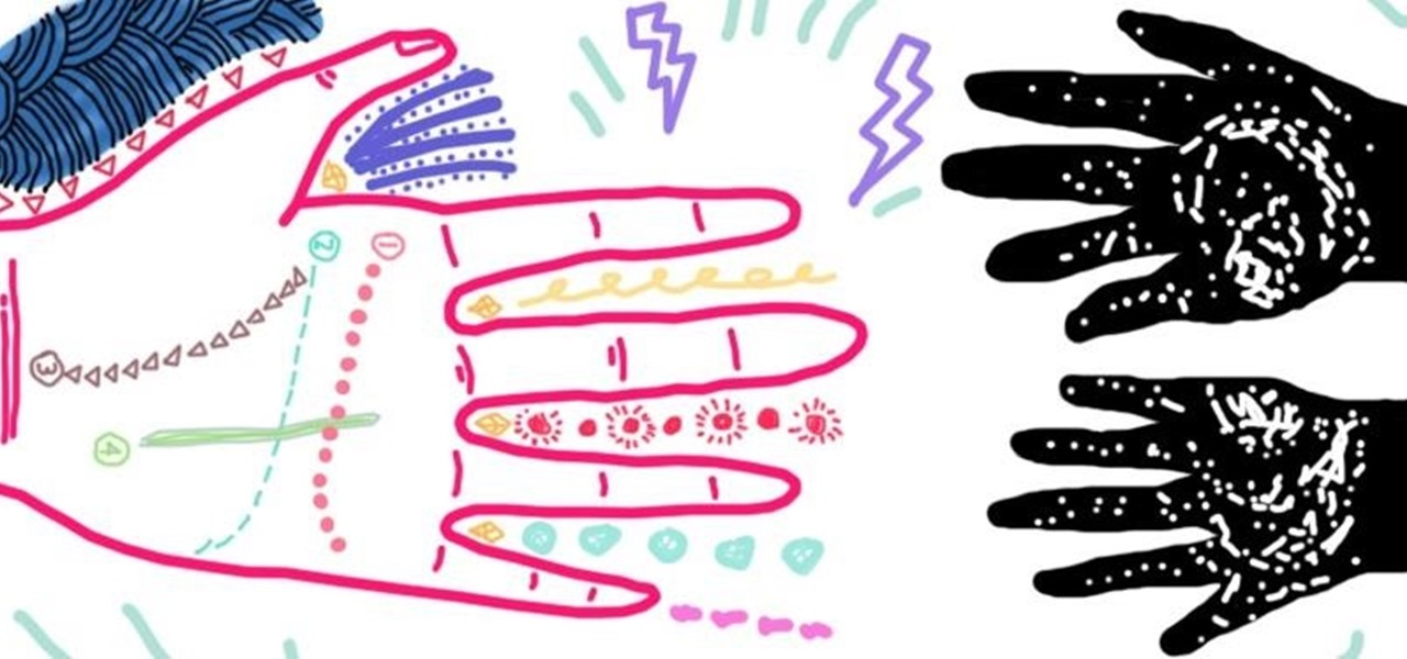 How to Read Your Own Palm Lines « The Secret Yumiverse