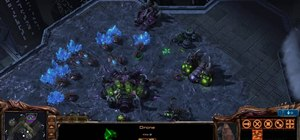 Use the standard Roach opener with the Zergs in StarCraft 2