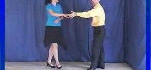 Dance modern jive
