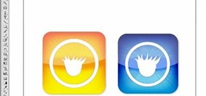 Create glossy iPhone-style icons in Illustrator CS4