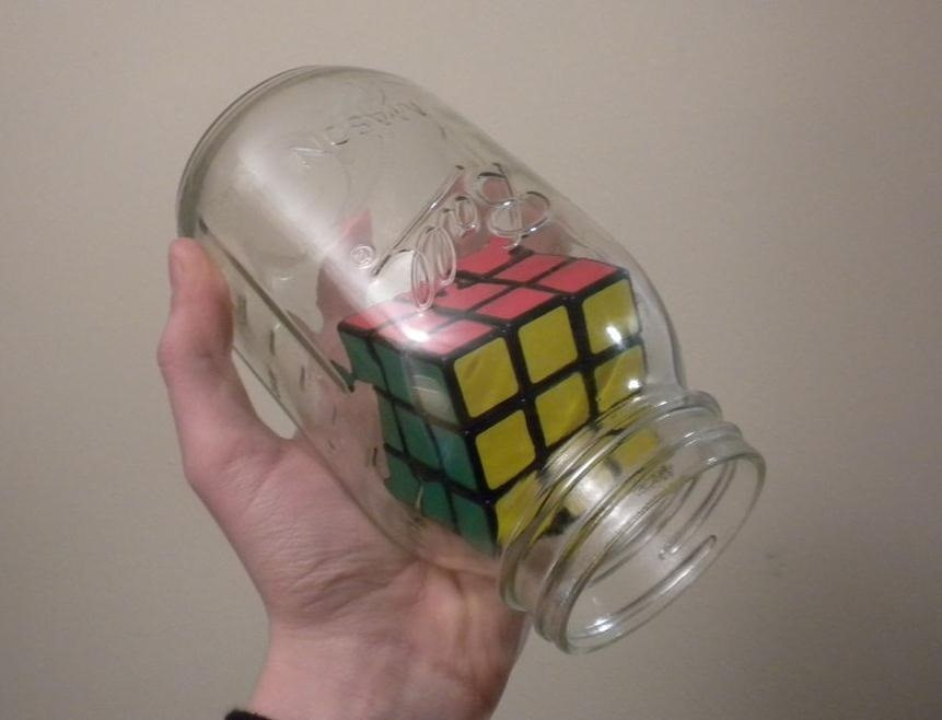 How to Tick Off Your Friends with a DIY Rubik's Cube Puzzle That's Impossible to Solve