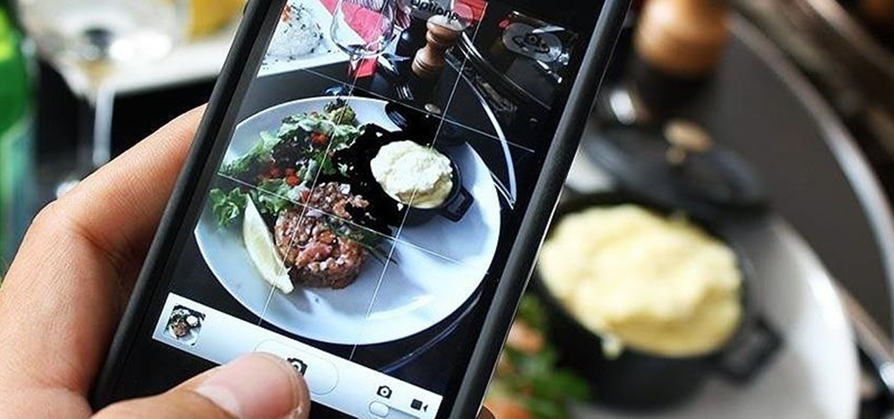 Wait... Photographing Your Meals Actually Improves Them?