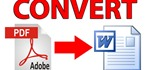 How to Convert File from PDF to Word Doc (Hint: Google Drive)