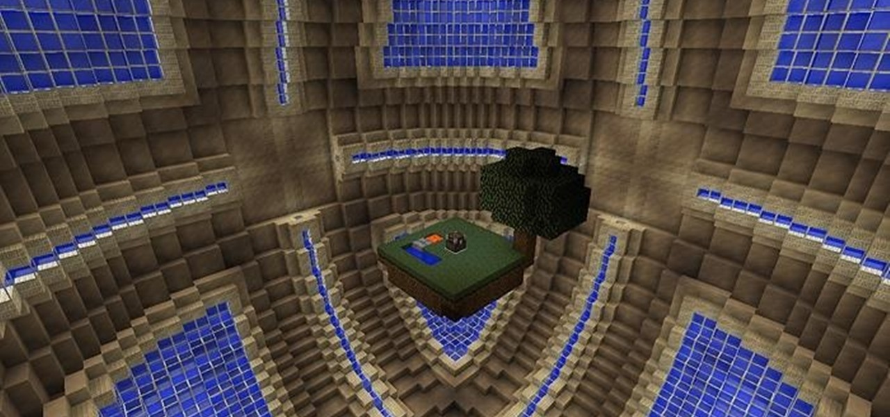 How to make obsidian in minecraft skyblock