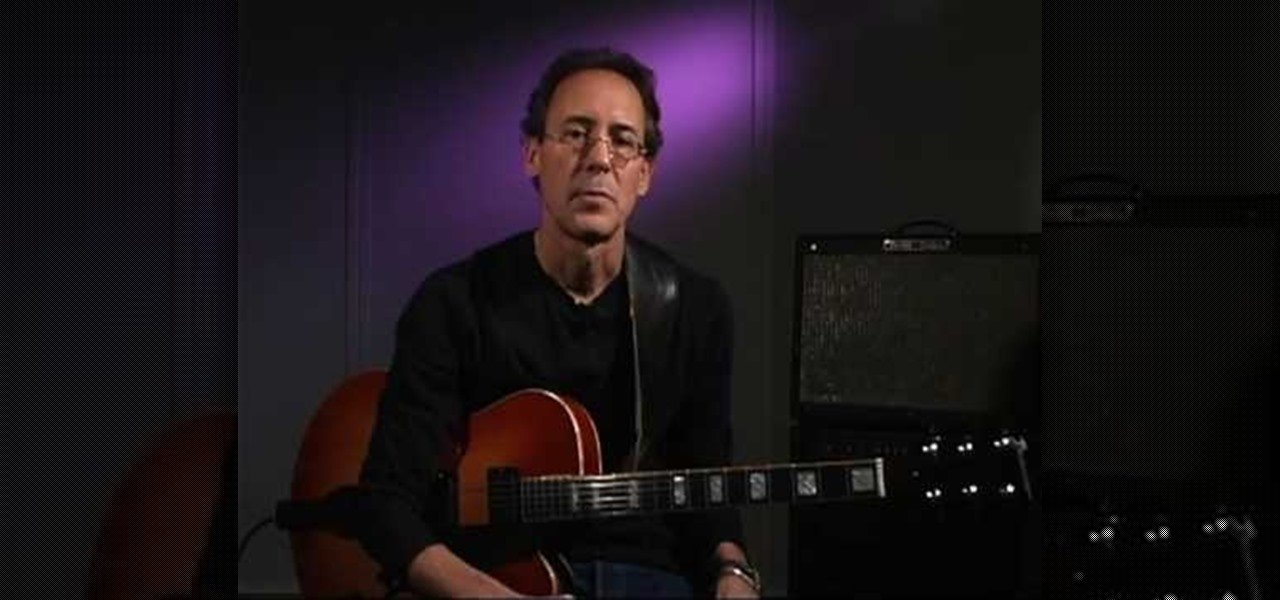 How To Do Chord Voicing And Comping While Playing Jazz Guitar