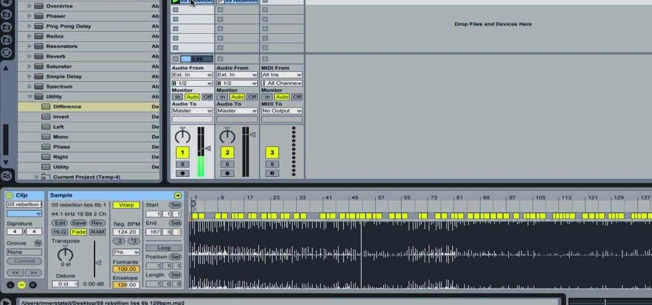 warping vocals in ableton live 9 serial number